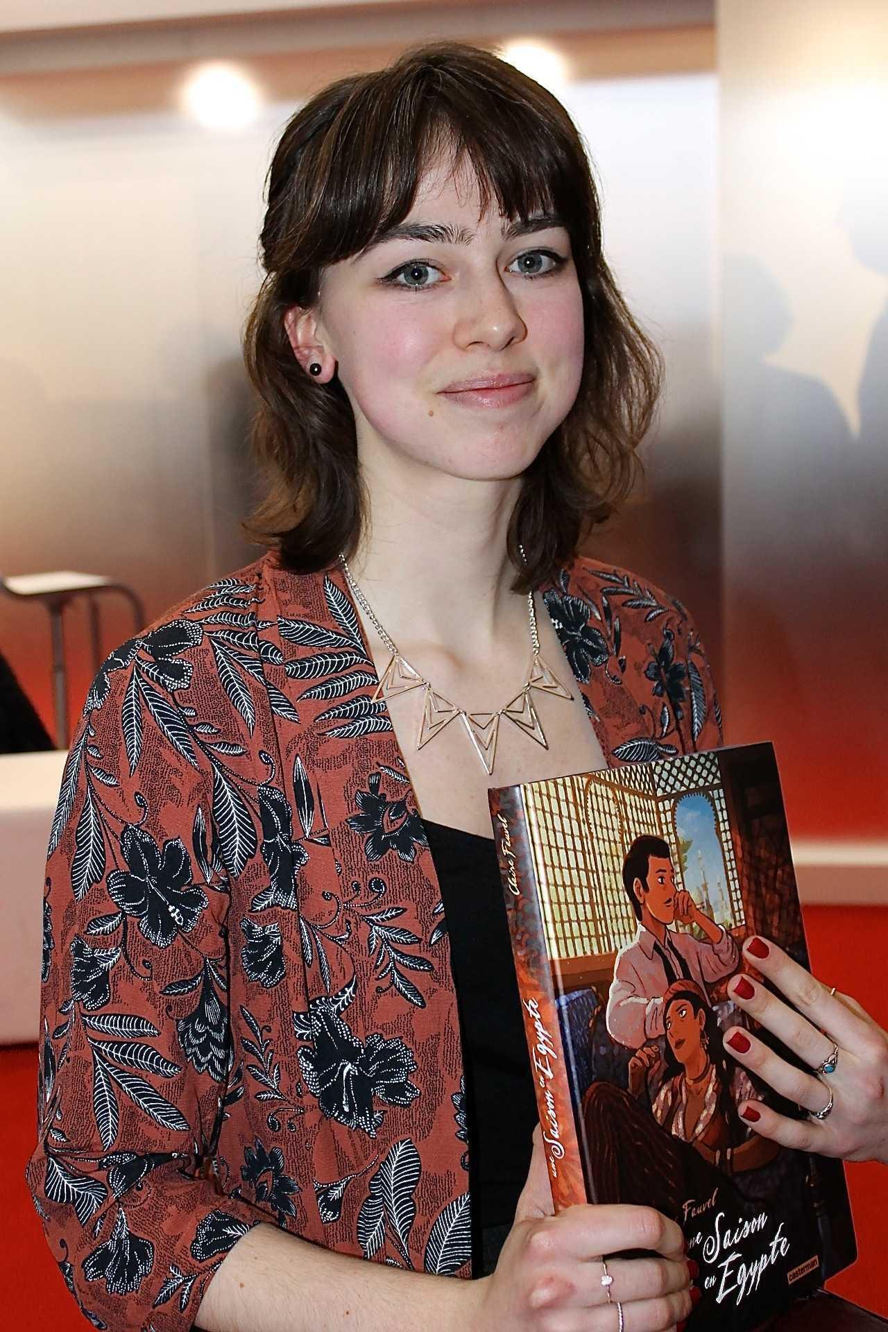 """Interview : Claire Fauvel Pour Une Saison en Égypte : """"Ma passion pour le Romantisme et l'Orientalisme"""""""