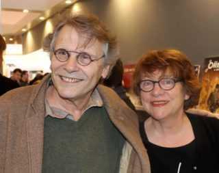 Daniel Pennac et Florence Cestac