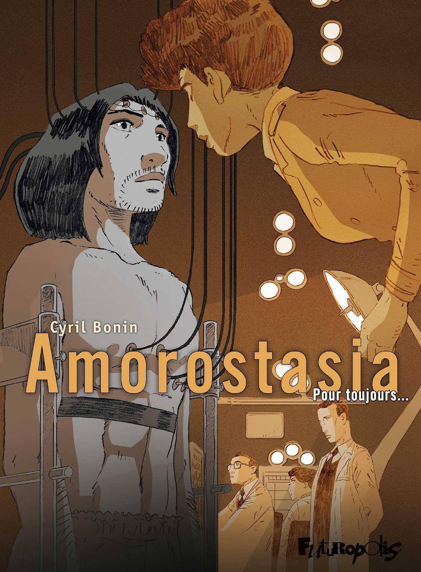 Amorostasia T2, un monde où l'amour pétrifie