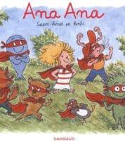 Ana Ana T5, le côté drôle de la force