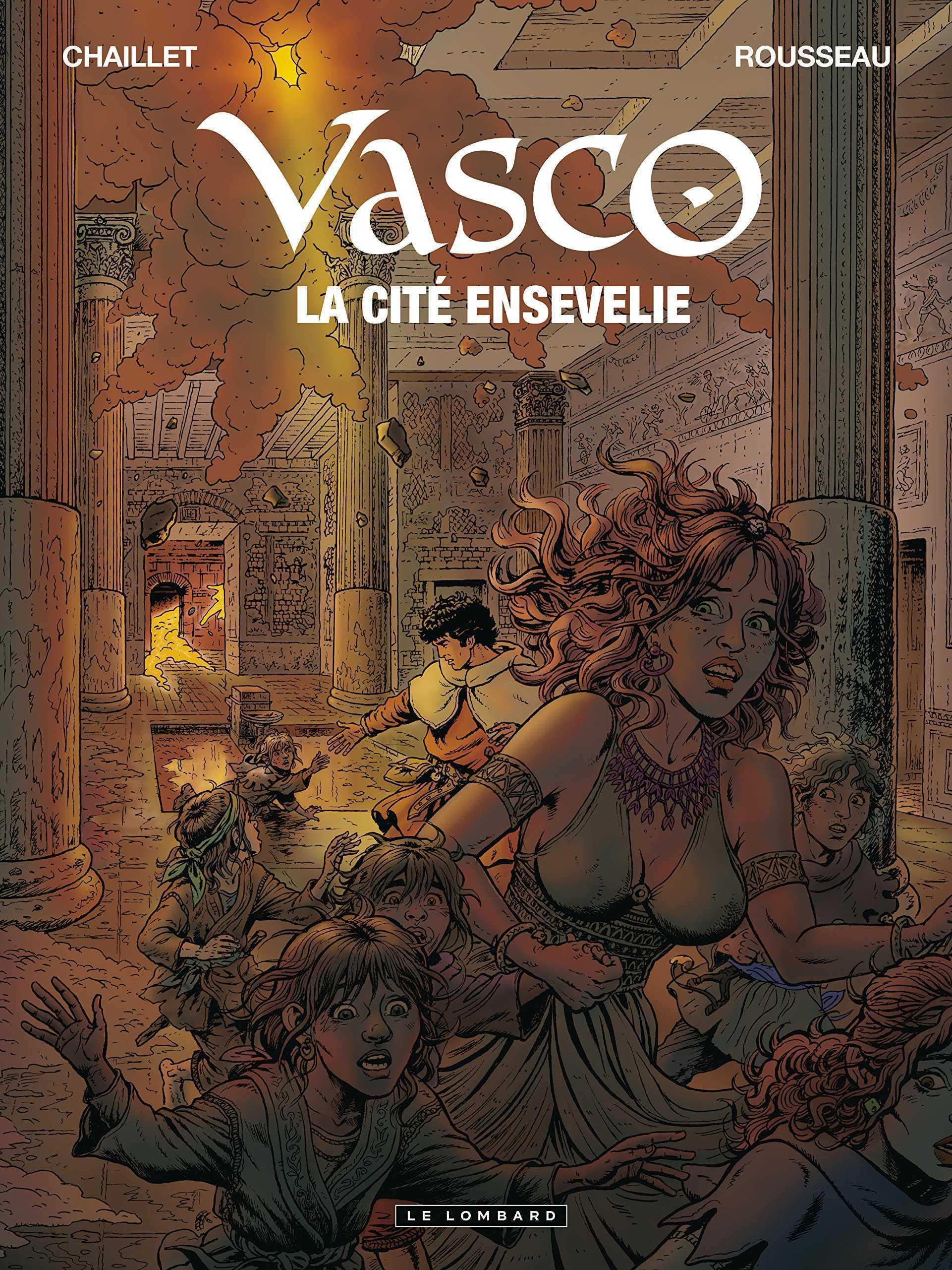 Vasco T26, voir Naples et mourir