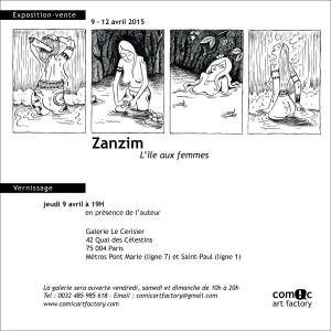 Exposition Zanzim
