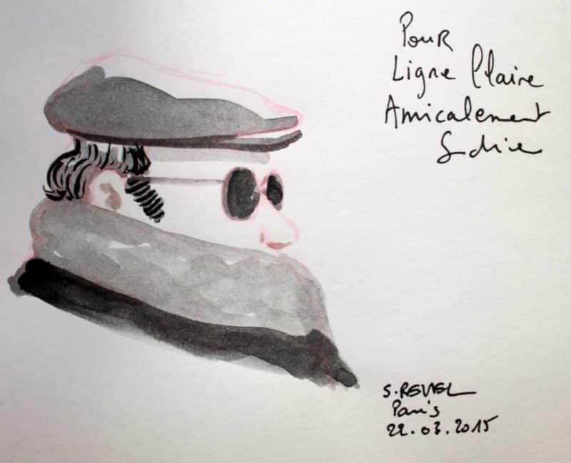 Dédicace de Sandrine Revel