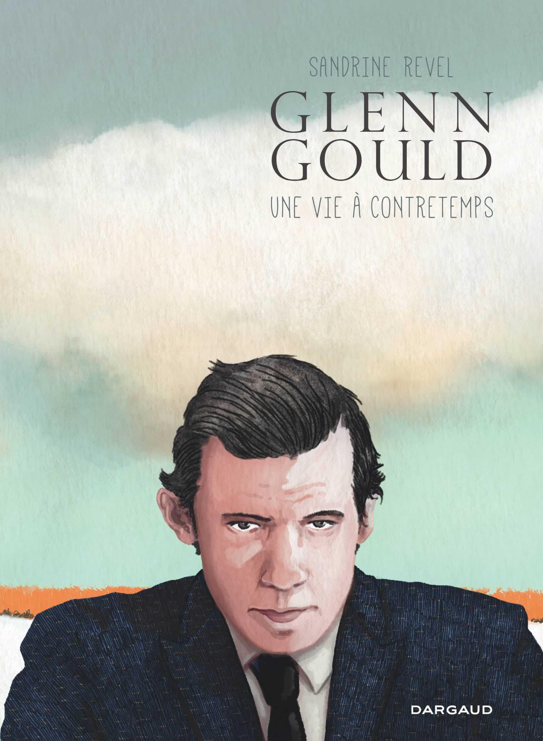 Sandrine Revel Prix Artémisia 2016 pour Glenn Gould