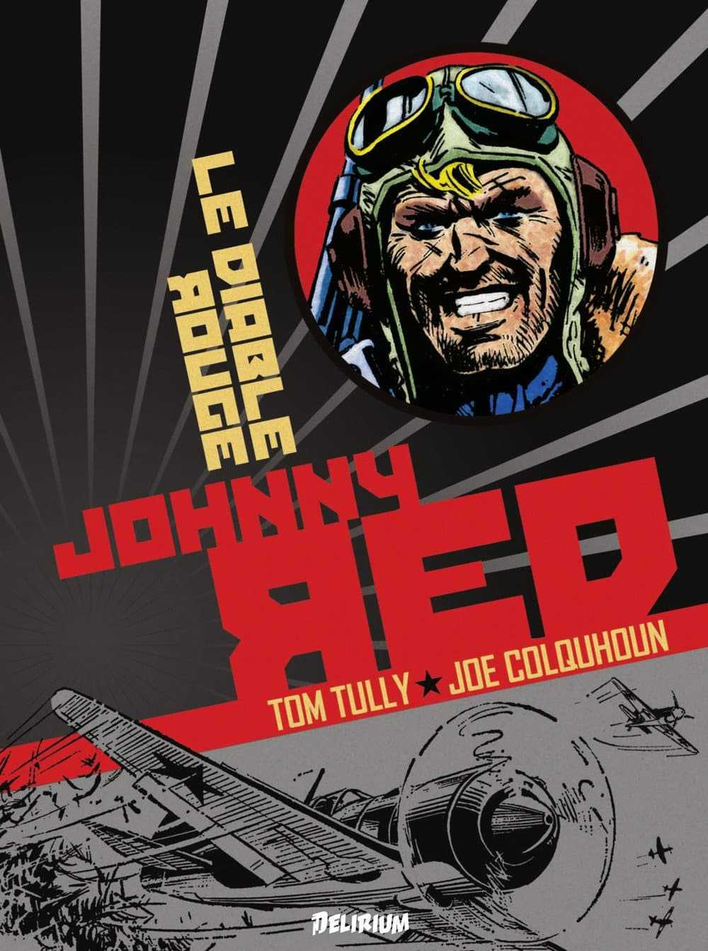 Johnny Red T2, le diable rouge