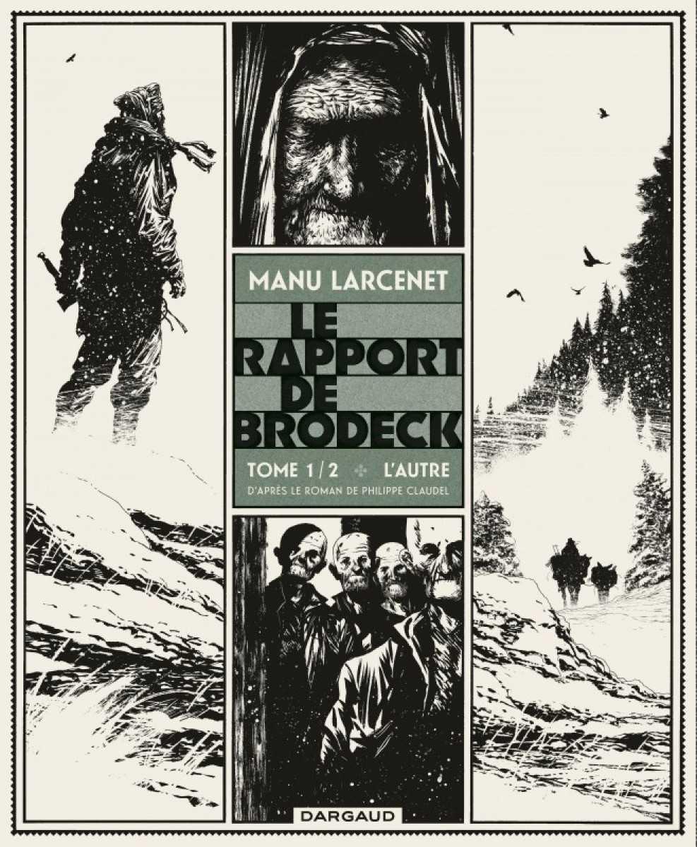 Le Rapport de Brodeck, Manu Larcenet bouleversant créateur