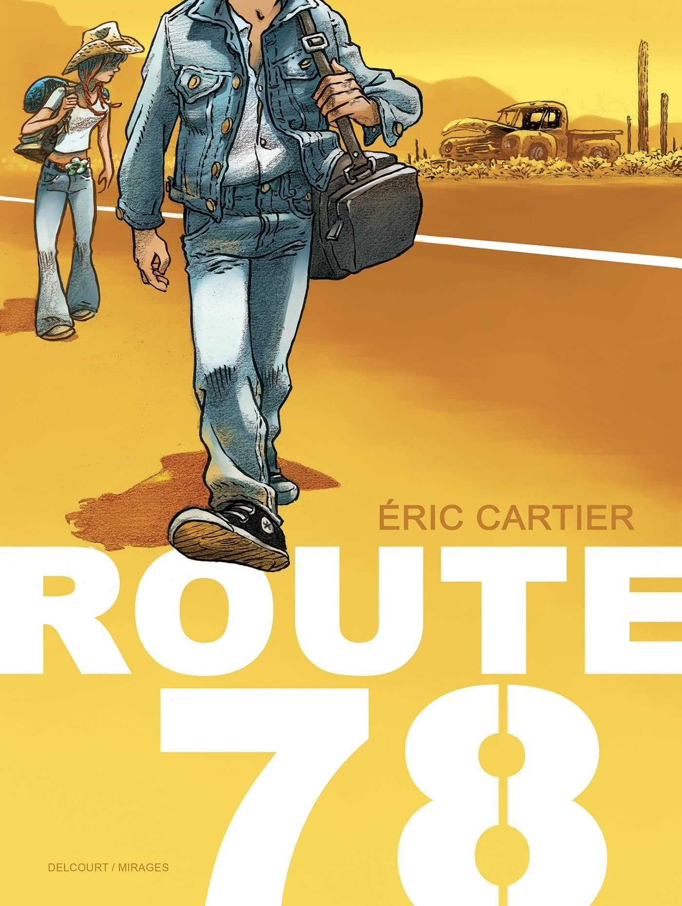 Route 78, un road-trip fascinant