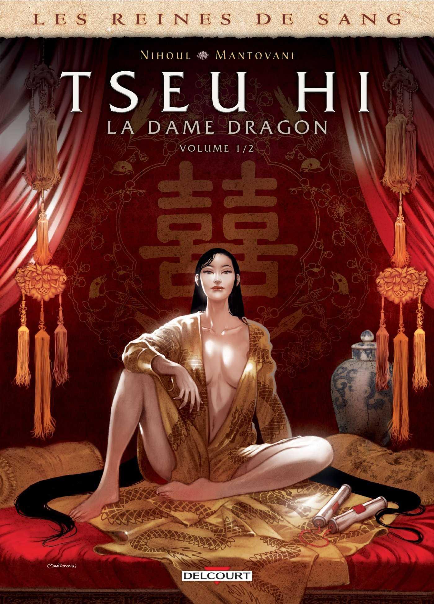 Tseu Hi, une reine sanglante chinoise