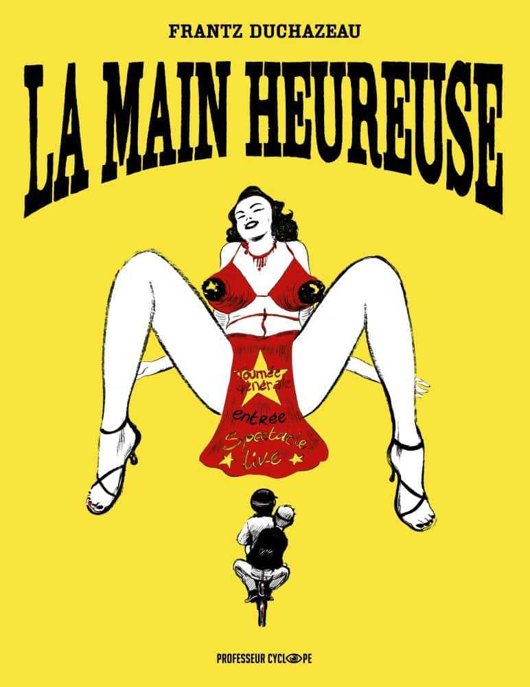 La Main heureuse, direction la Mano Negra