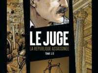 Le Juge, Olivier Berlion ressuscite Le Shériff et sera en dédicace le 10 juillet à Montpellier chez Azimuts