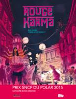 Rouge Karma (Sarbacane) prix du polar SNCF 2015