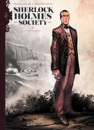 Sherlock Holmes society, des zombies, mon cher Watson