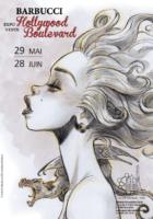 Alessandro Barbucci avec Ekhö Monde Miroir expose à Bruxelles
