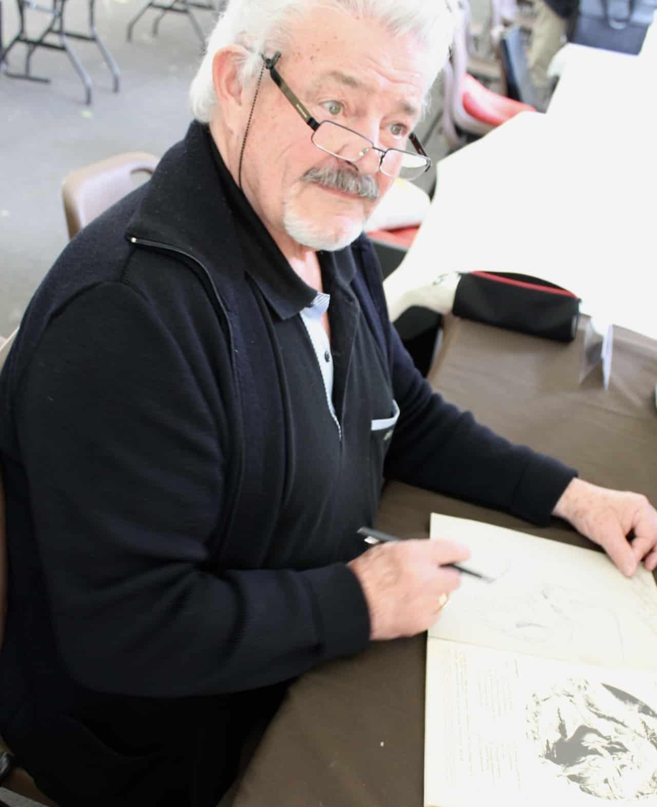 Le décès d'André Chéret dessinateur de Rahan