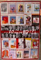Festival de Sérignan, 20 ans de BD