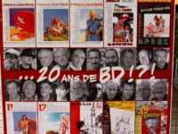 20 ans d'affiches du festival de Sérignan