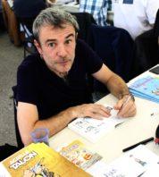 Fabacaro primé à Quai des Bulles et en dédicace avec Fabrice Erre chez Azimuts le 31 octobre