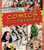 Un cahier pour devenir coloriste de Comics