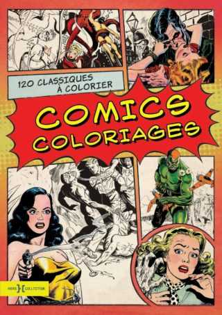Comics coloriages