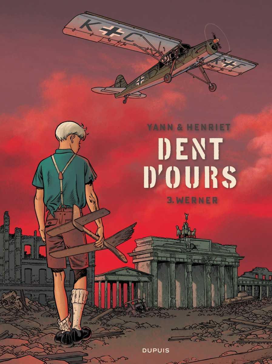 Dent d'ours T3, il y aura un second cycle signé Yann et Henriet