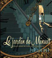 Le Jardin de minuit, Édith adapte le roman de Philippa Pearce