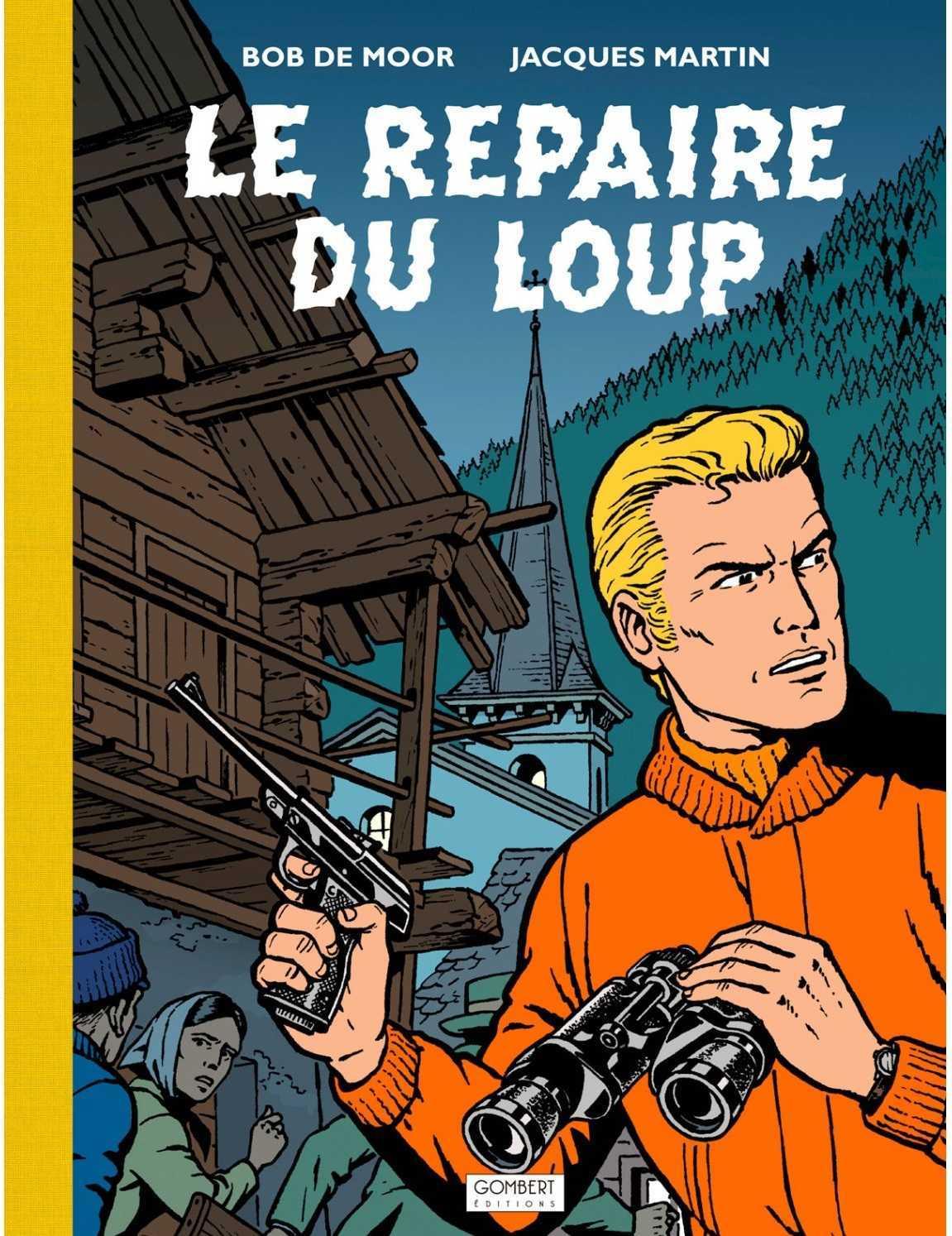 Le Repaire du Loup de Martin en édition collector