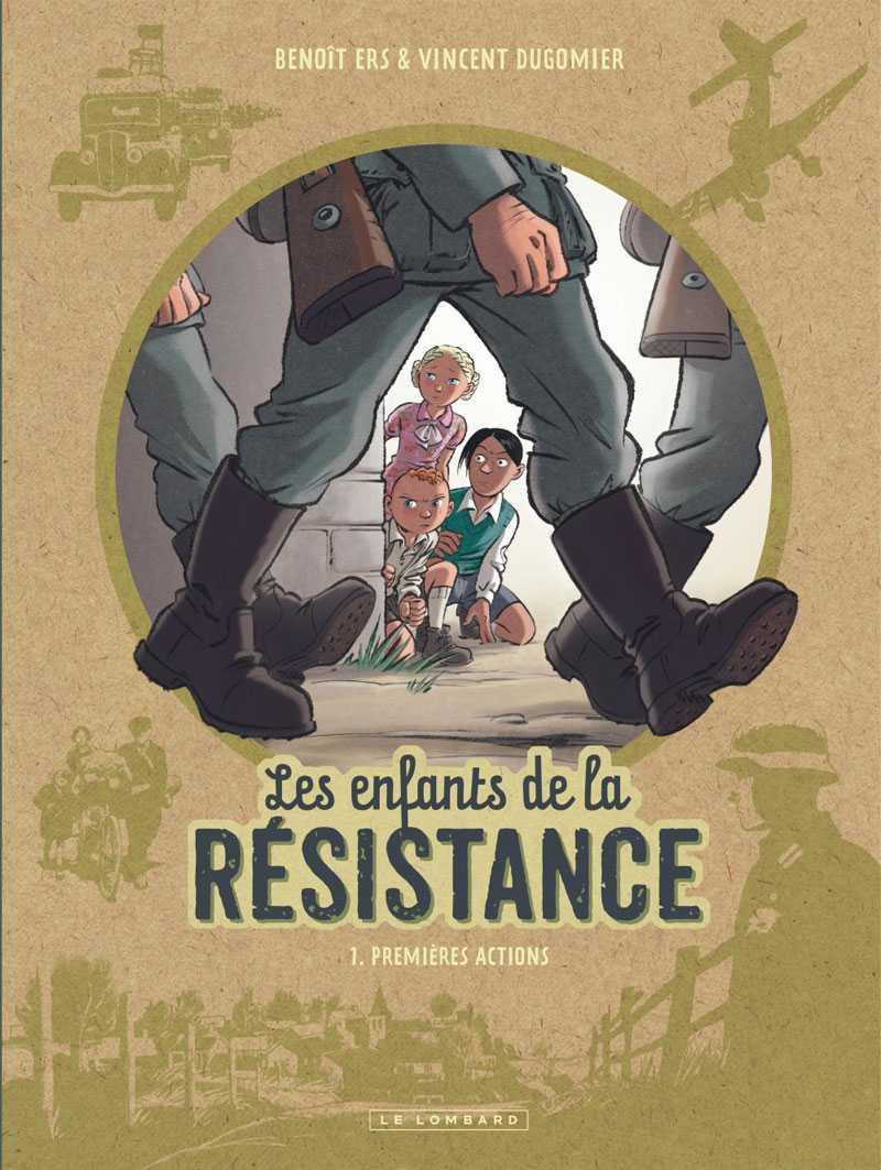 Les Enfants de la Résistance, des héros en culottes courtes