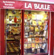 Le 29 mai, Anne Sibran et Didier Tronchet en dédicace à La Bulle à Nîmes
