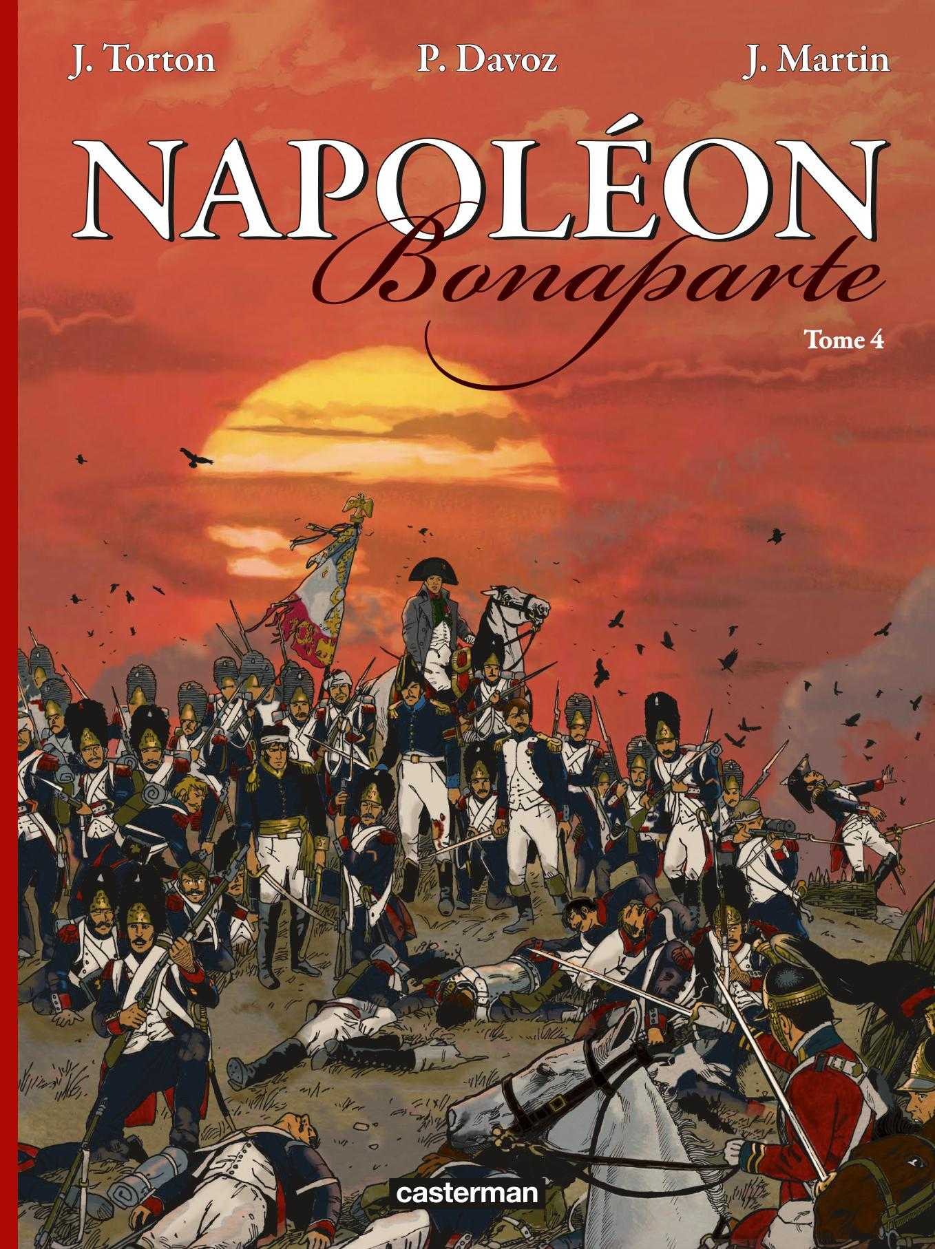 Napoléon Bonaparte T4, Waterloo morne plaine