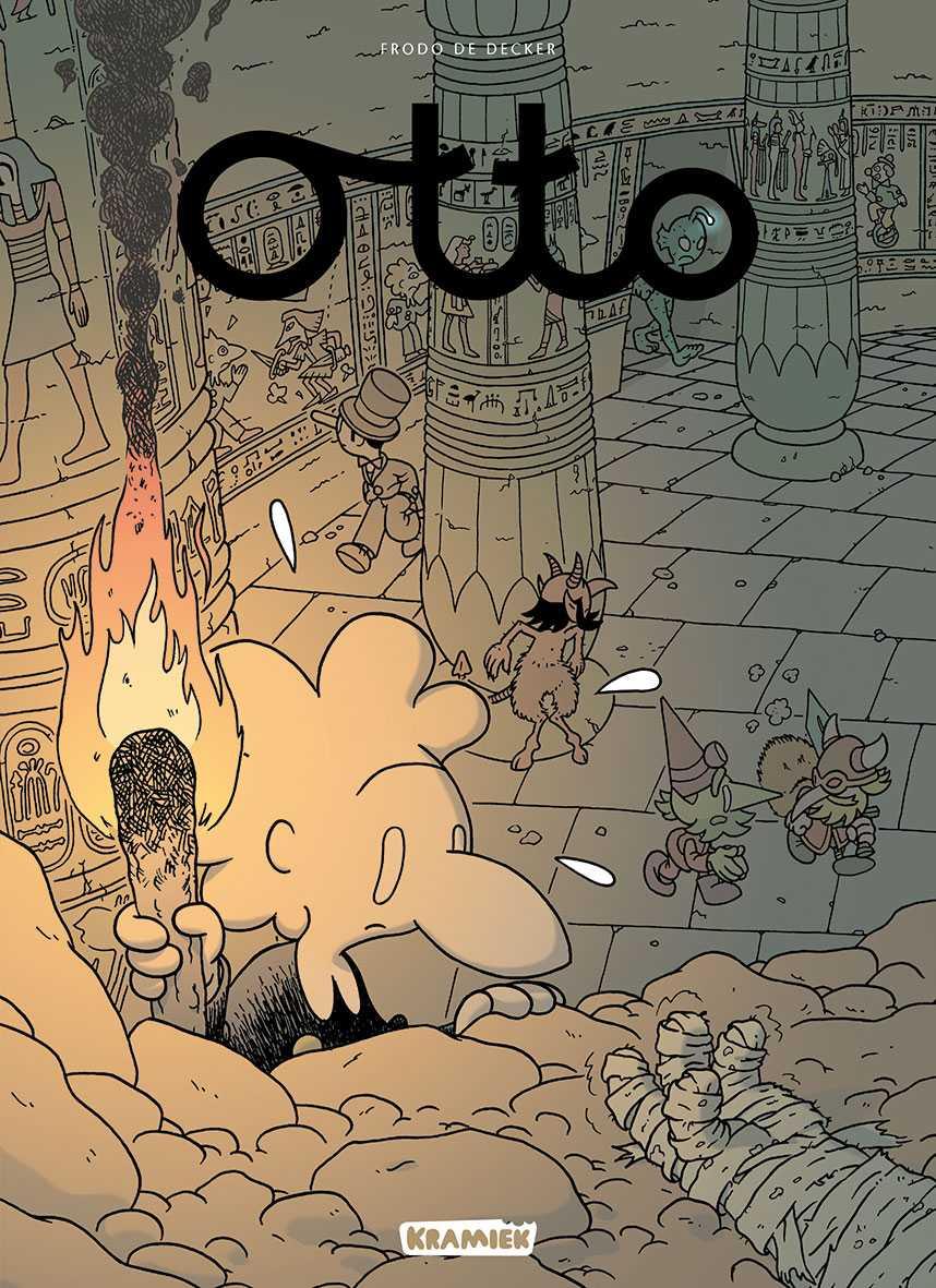 Otto T2, un petit blond décalé et surréaliste