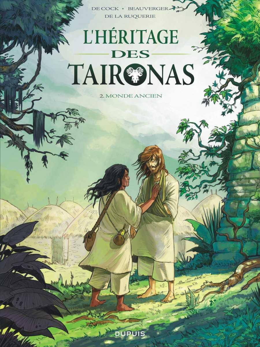 L'Héritage des Taironas T2, la fin du voyage