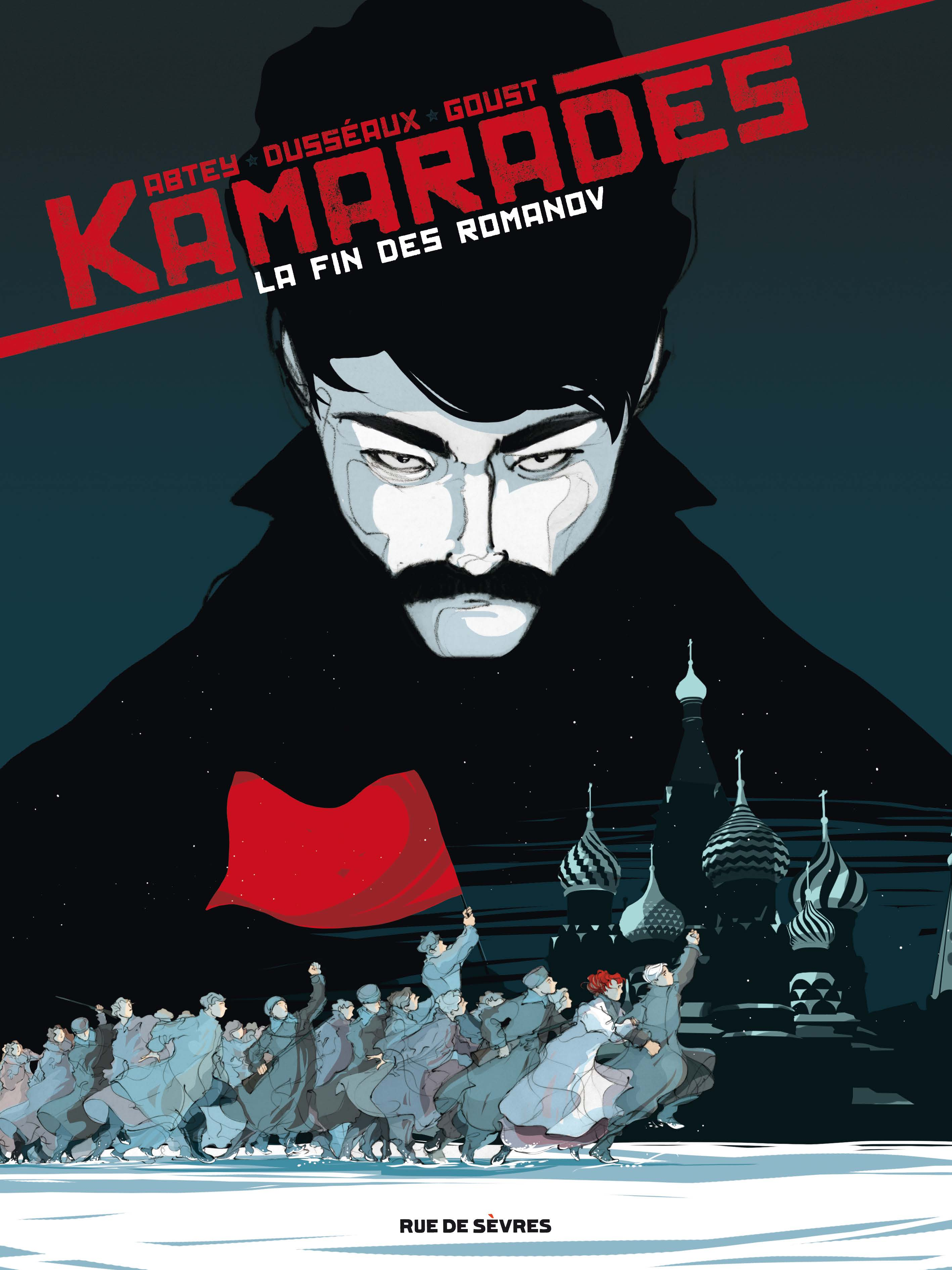 Kamarades, un certain Joseph Djougachvili