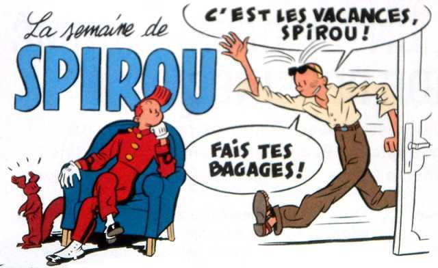 La semaine de Spirou