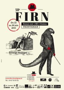 Festival International du Roman Noir 2015