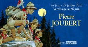Exposition Pierre Joubert