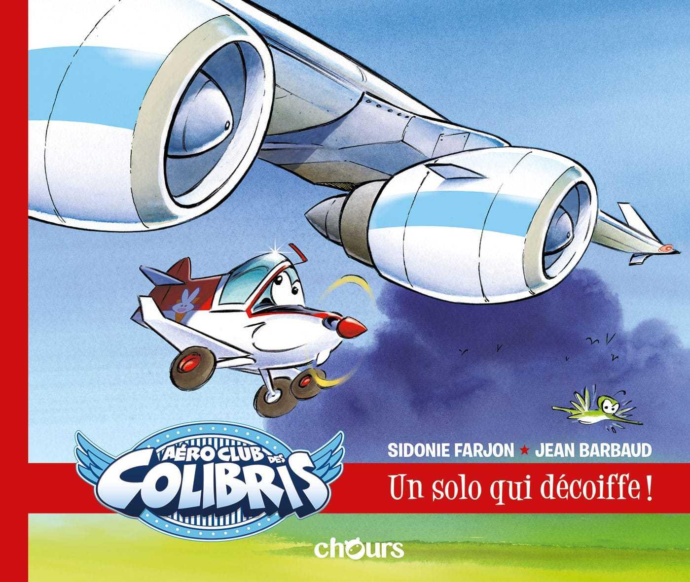 Aéroclub des Colibris T2, Oscar en solo
