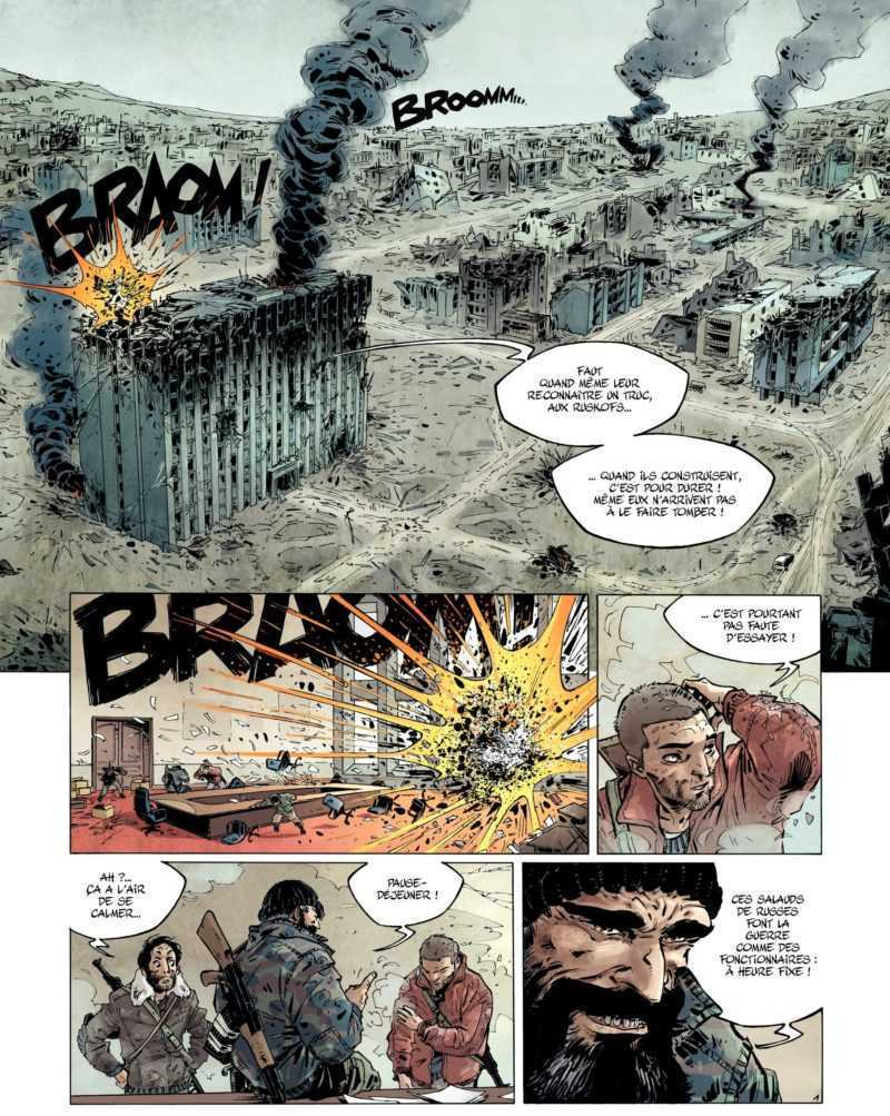 Les Colombes de Grozny