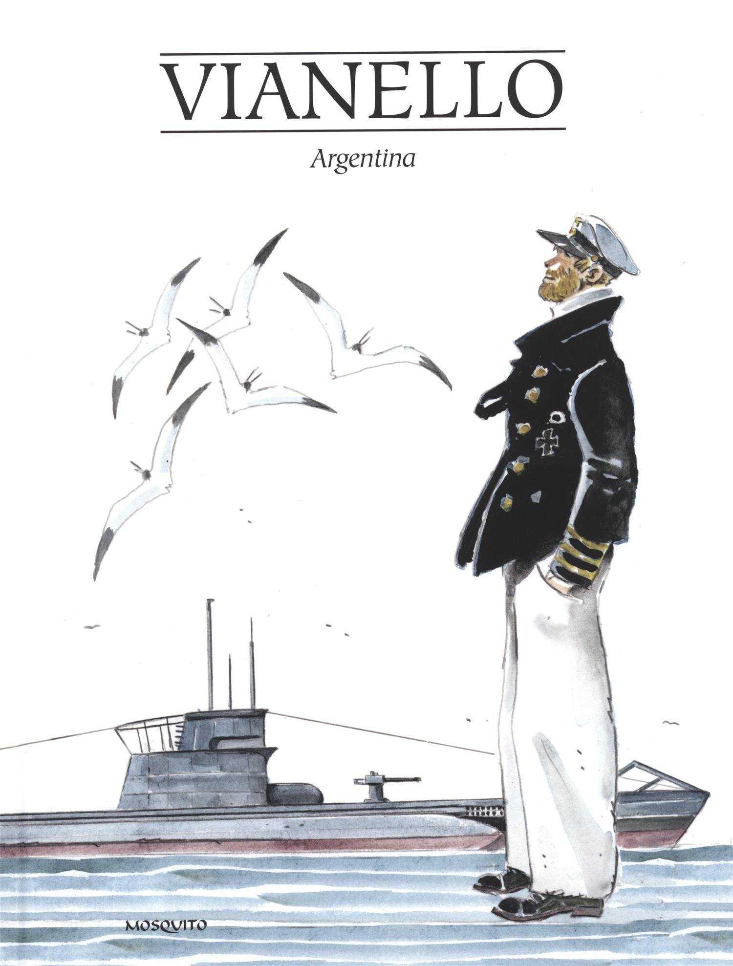 Argentina, et si Hitler avait fui de Berlin ?