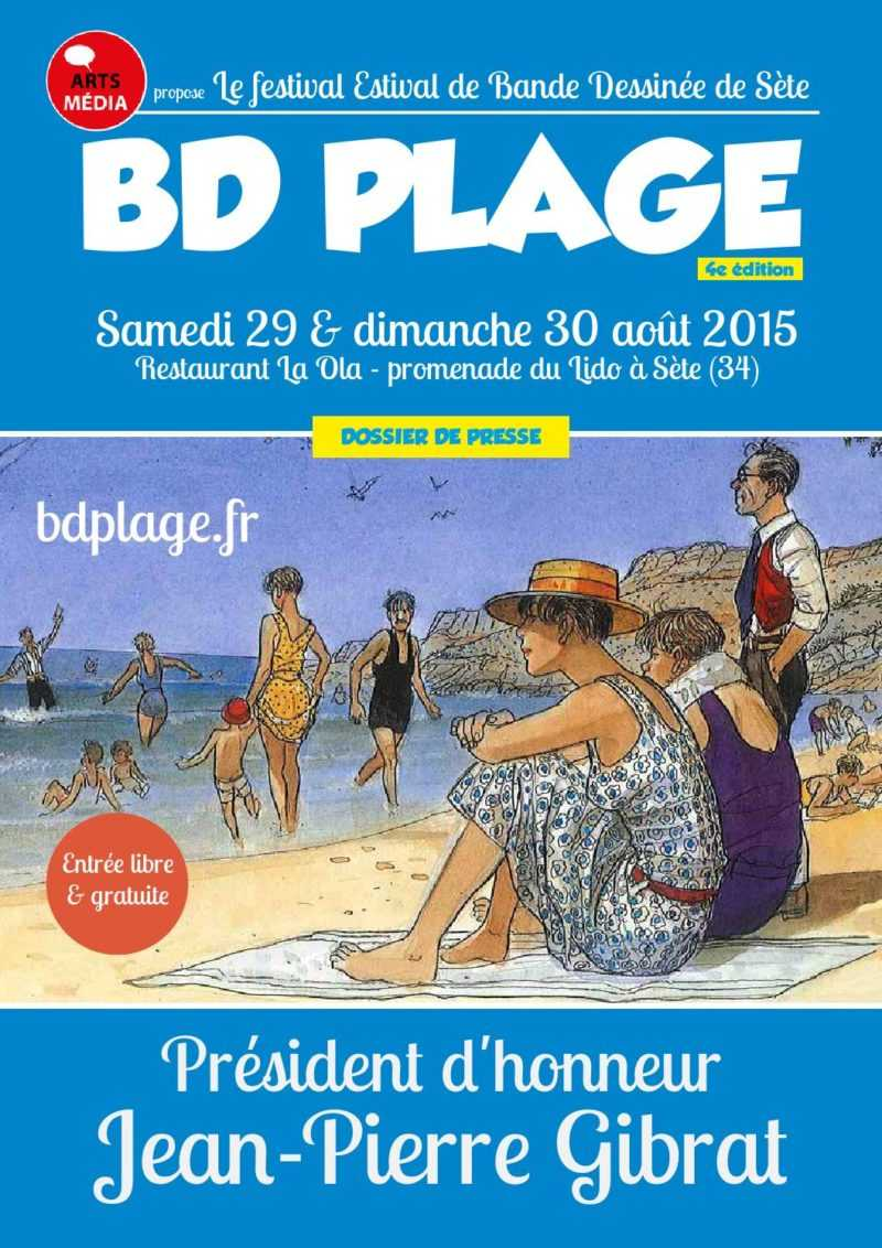BD Plage 2015