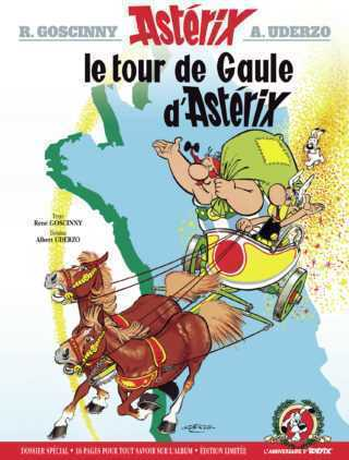 Le Tour de Gaule d'Astérix