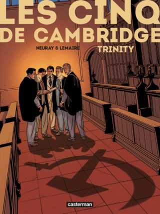 Les Cinq de Cambridge, l'affaire Kim Philby
