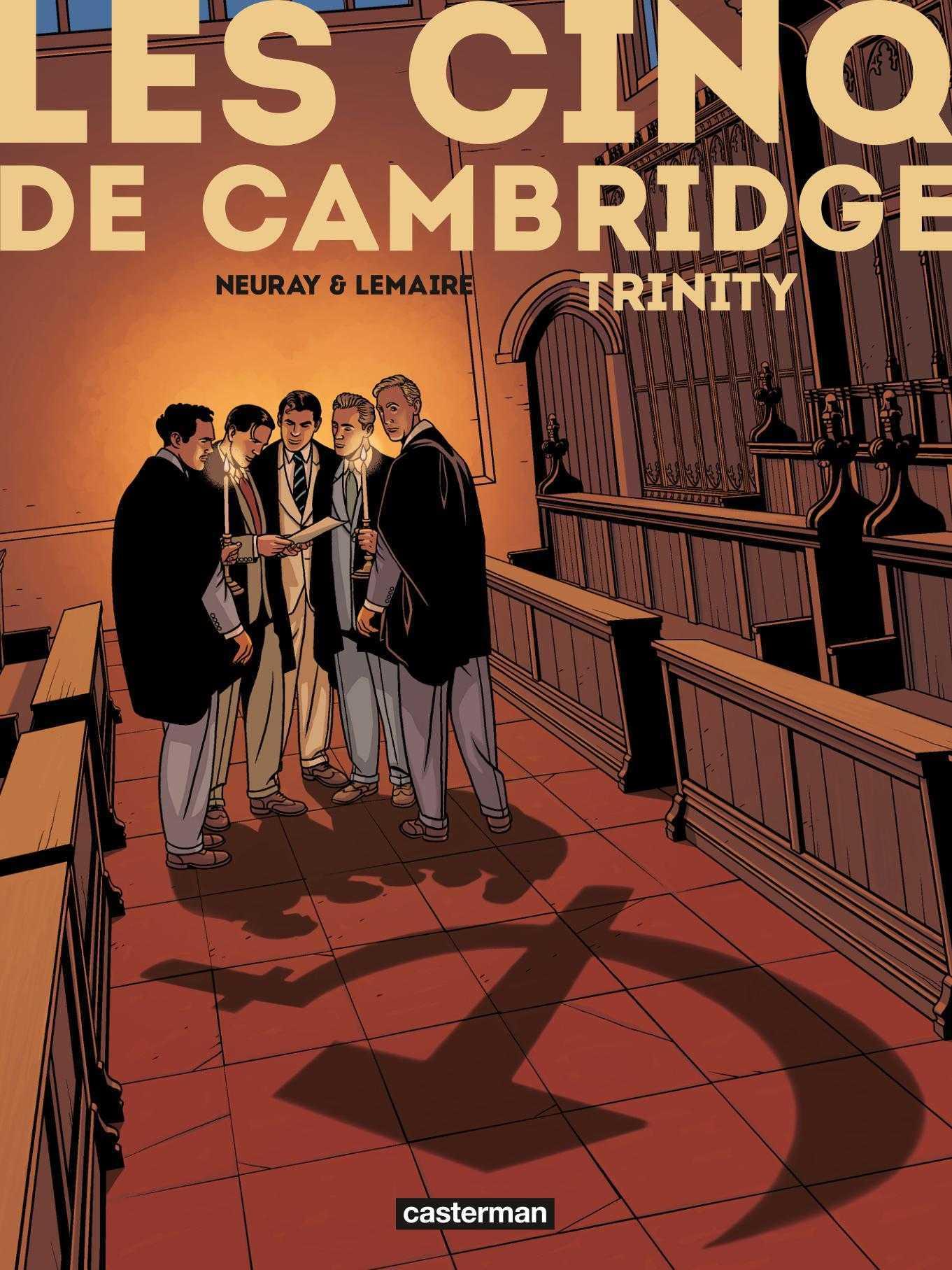 Les Cinq de Cambridge, l'affaire Kim Philby