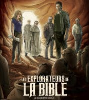 Les Explorateurs de la Bible, une dédicace à Paris pour une aventure très documentée