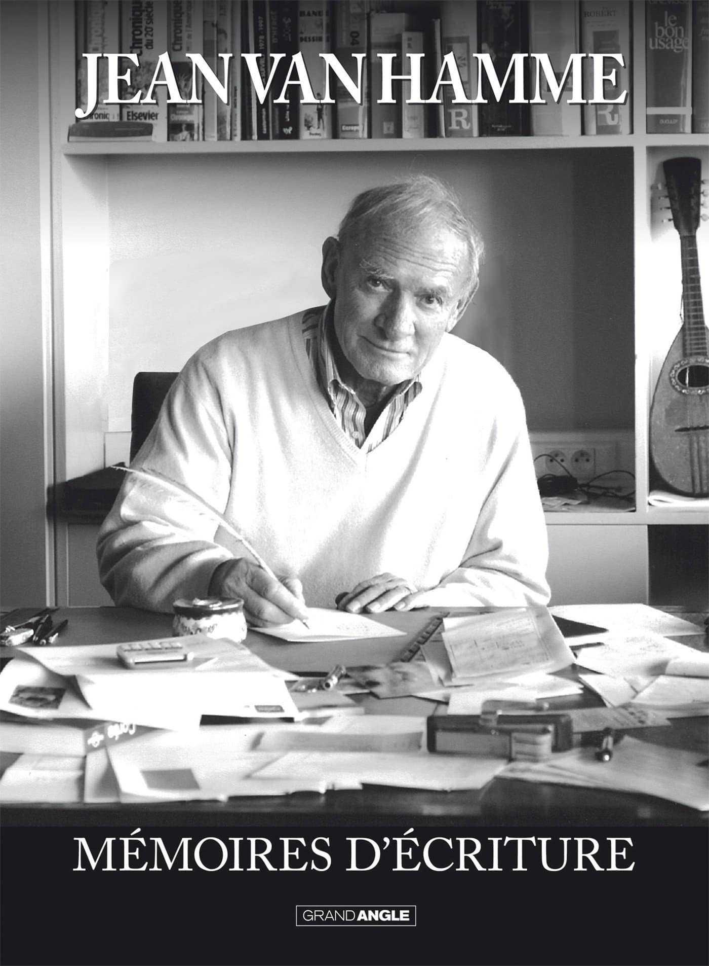 Mémoires d'écriture, Jean Van Hamme par lui même