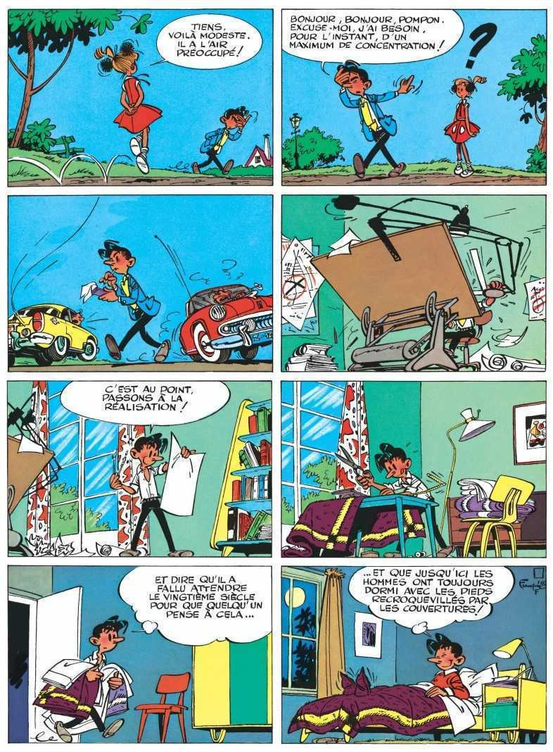 L'intégrale des aventures de Modeste et Pompon