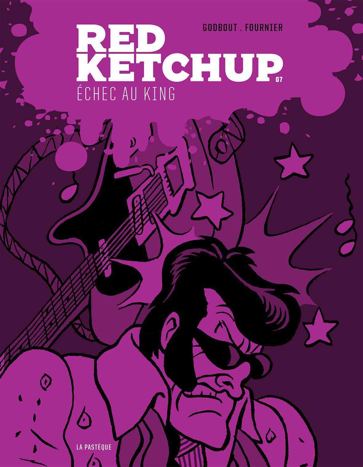 Red Ketchup, le King n'est pas encore mort