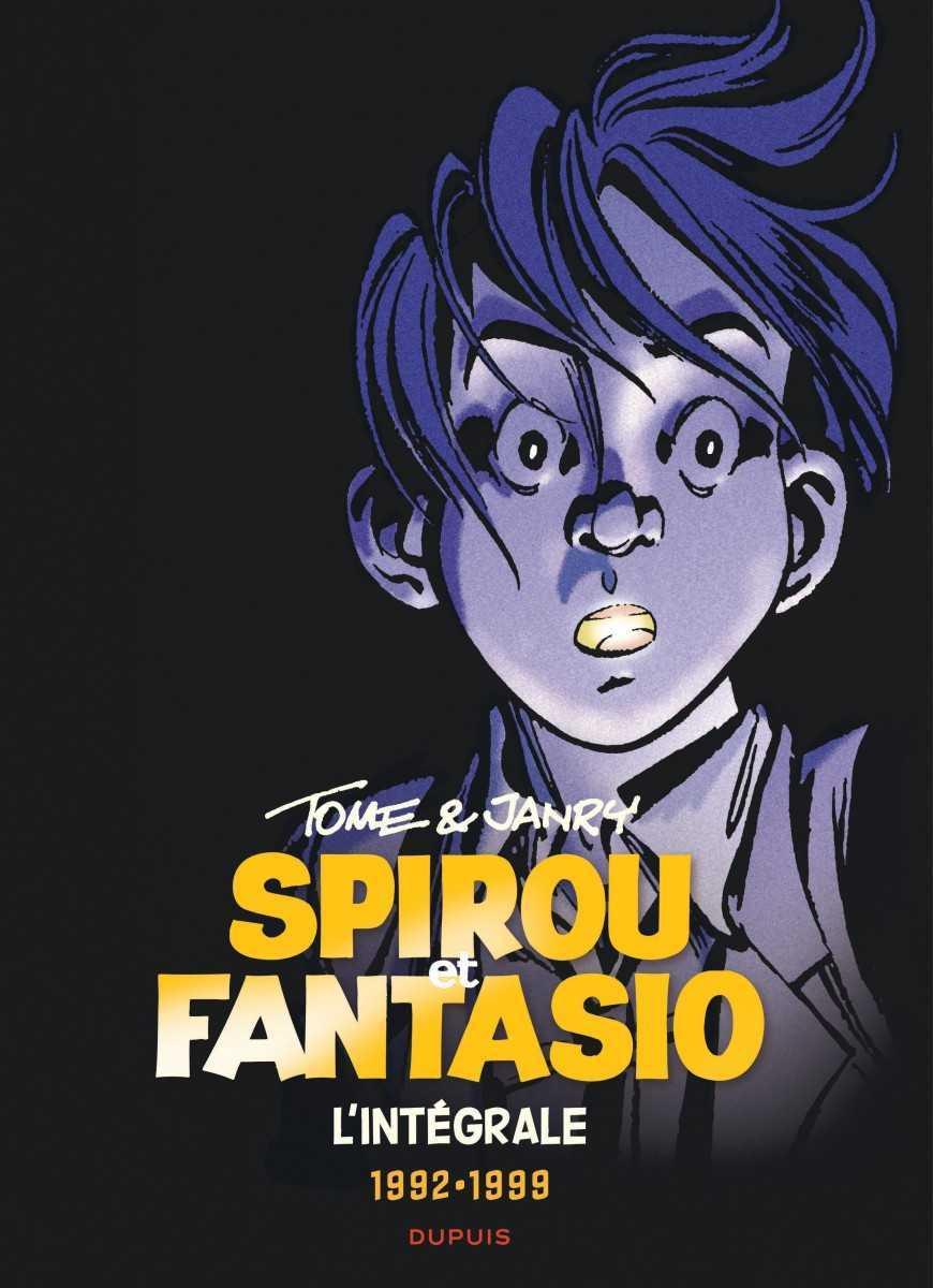 Spirou et Fantasio, l'intégrale de 1992 à 1998