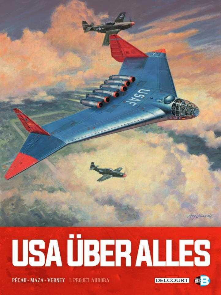 USA Über Alles, toujours l'uchronie