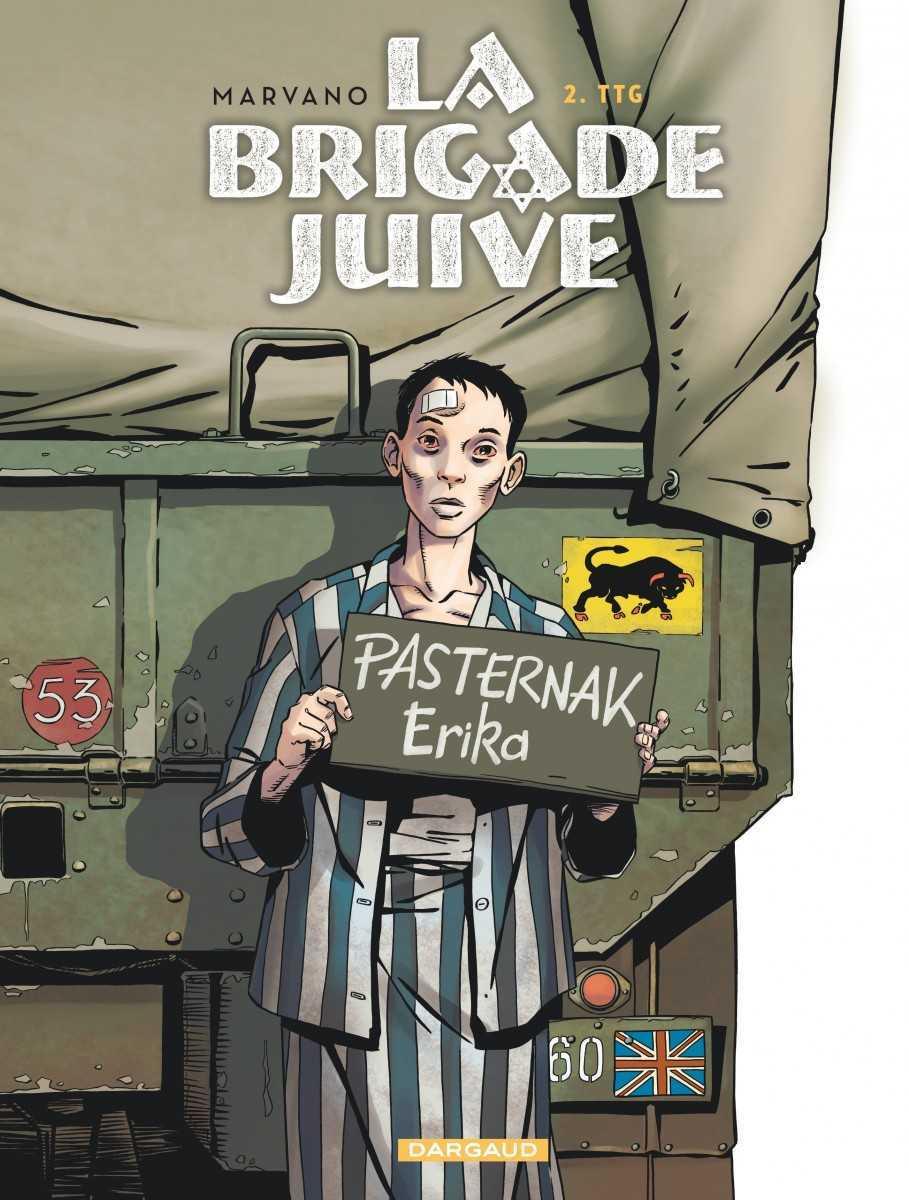 La Brigade juive T2, les loups noirs
