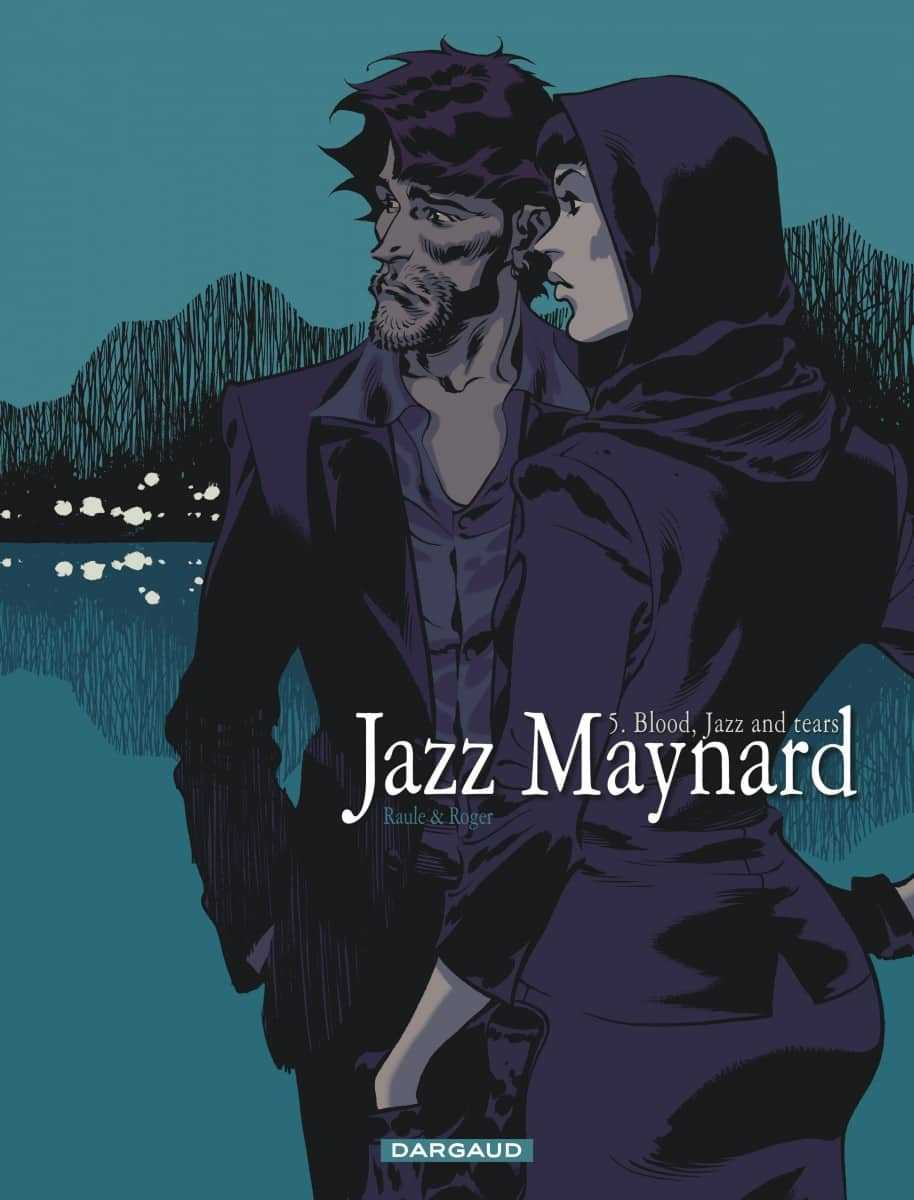 Jazz Maynard T5, balade mouvementée en Islande